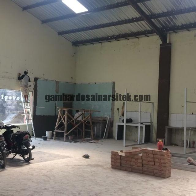 Kontraktor Bangunan Rumah Bandung Jakarta Cafe Industrial 4