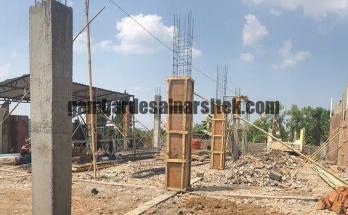 Kontraktor Bangunan Rumah Bandung Jakarta Cor Kolom dan Tiang 1