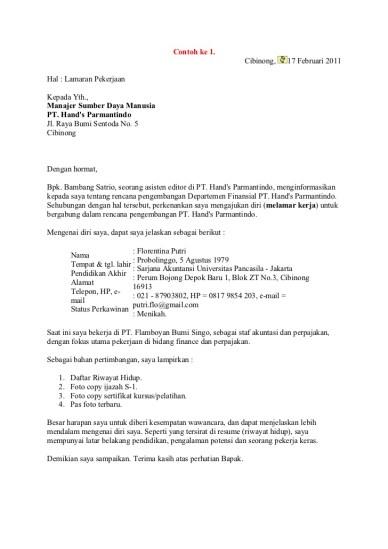 2cd67 contoh surat pekerjaan 1 728