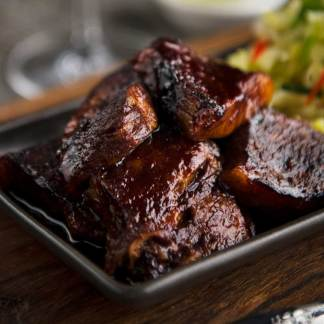 Black Hide BBQ Beef Short Ribs