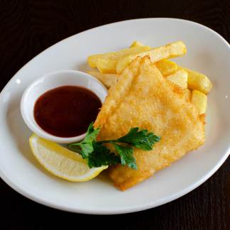 Kids Fish Chips
