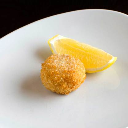 Crumbed Scallop