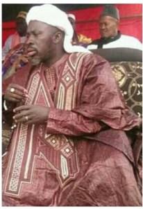 Sheikh Ba Kawsu Fofana