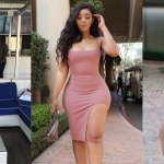 Top 10 Most Curvy Celebrities In South Africa [ Very Hot & Seexxy ]