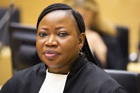 ICC Chief Prosecutor Fatou Bensouda