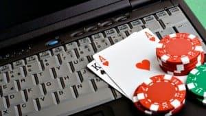 Online gambling - Online Casino