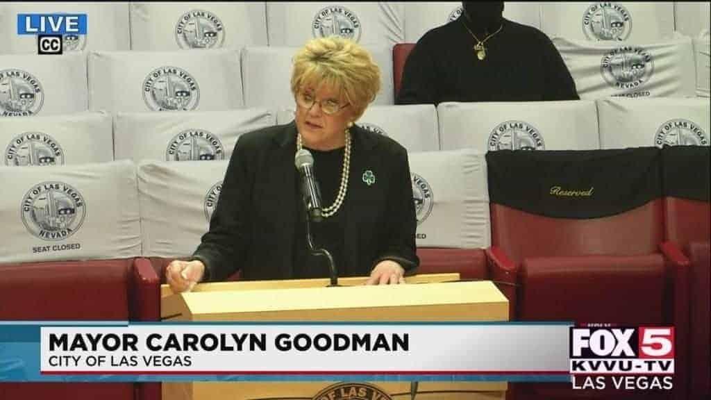 Mayor Carolyn Goodman - Carolyn Goodman