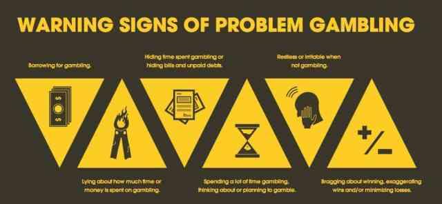 Problem gambling - Gambling