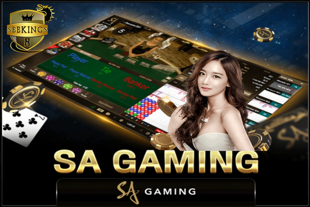 Getting a Real Casino Experience With SA Gaming Online Casino