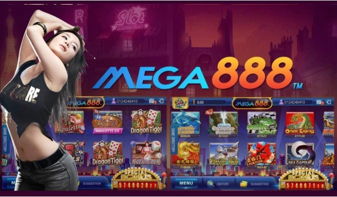 Play Online Slots For Megaixels