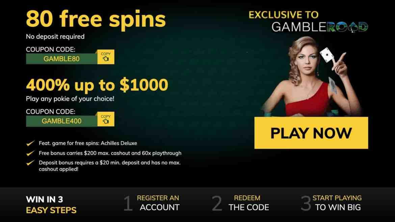 7 Reels – 120 free spins + 300% deposit bonus