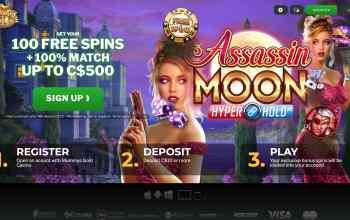 Claim Mummys Gold Casino Deposit Bonus Up To $£€ 500 + 100 Free Spins On Your Very First Deposit