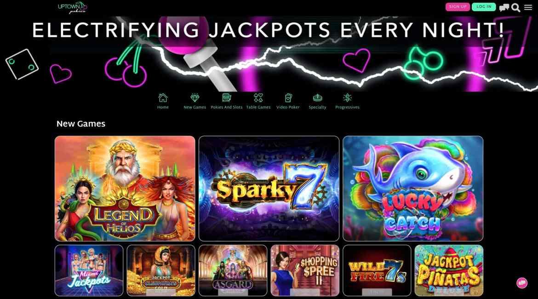 Uptown Pokies Deposit Bonus : Get $8,888 + 400 Spins