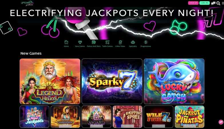 Uptown Pokies Casino Uptown Pokies (#9515)
