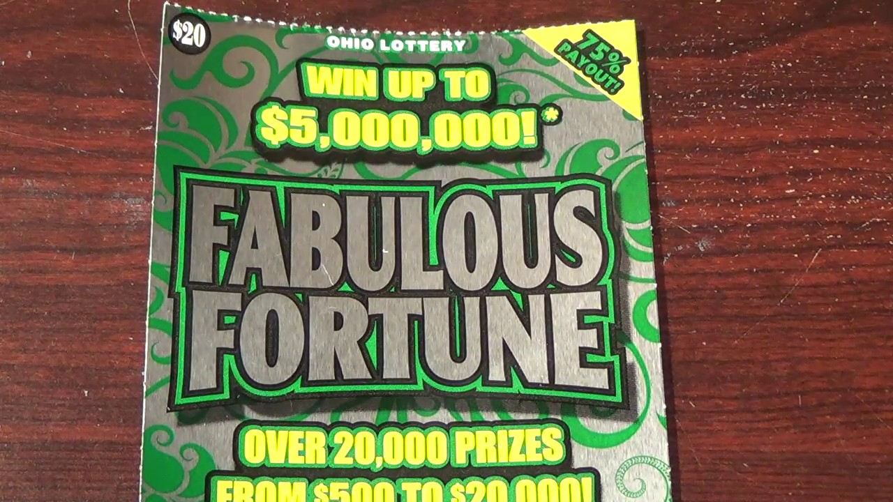 Ohio scratch off lottery tickets | Ohio Lottery to sell $30