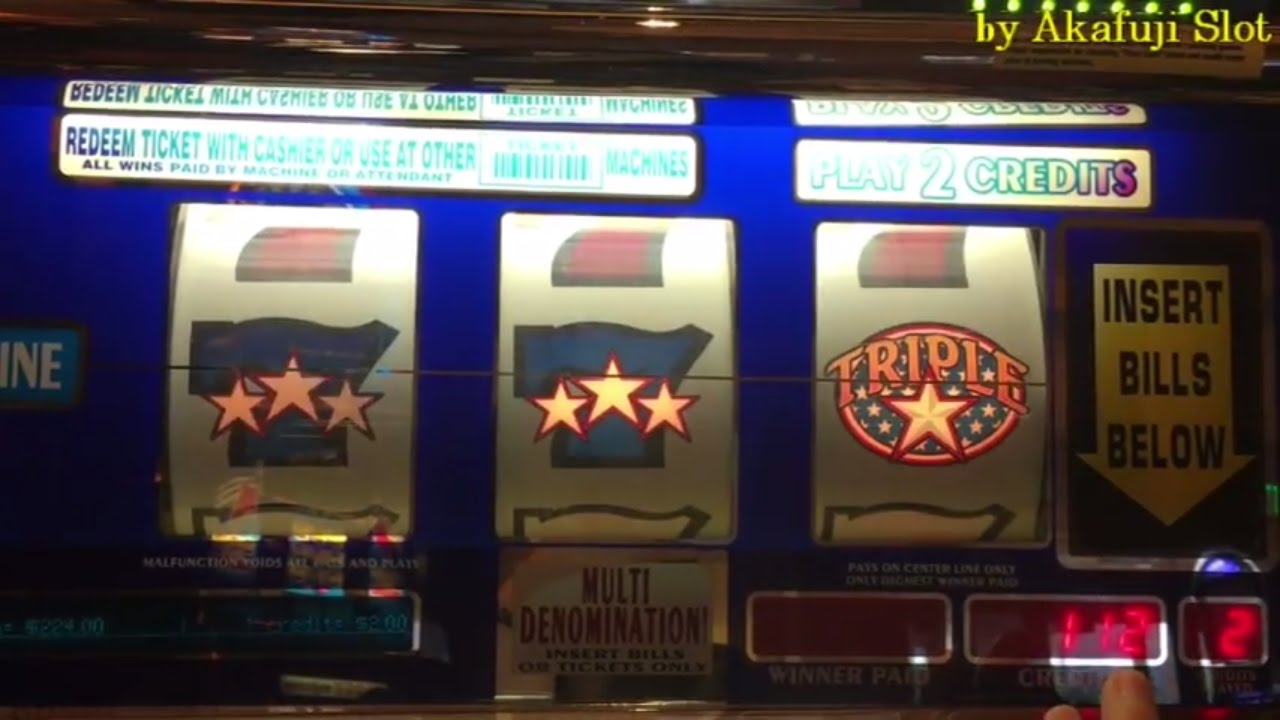Liberty 7s slot machine