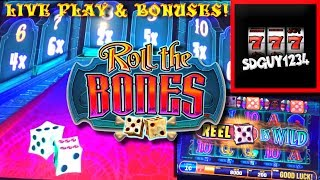 Roll the bones slot machine locations what is the legal age to gamble in las vegas