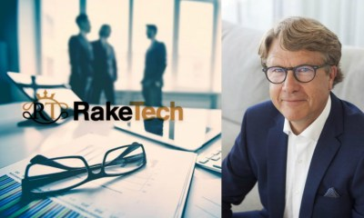Christian Lundberg - Raketech Group