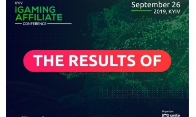 Kyiv iGaming Affiliate Conference results