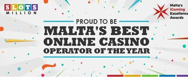Best Online Casino Operator of the year