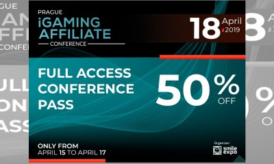 50% Discount for Prague iGaming Affiliate Conference Tickets – Last Chance!