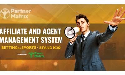 PartnerMatrix joins Betting on Sports Week in London to exhibit latest Affiliate Platform developments