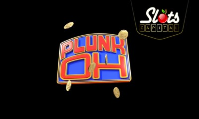 Rival Gaming's new Plunk0Oh slot now at Slots Capital Casino