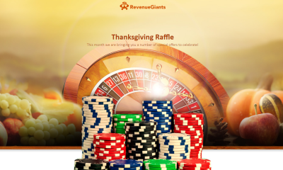 Revenue giants Raffle
