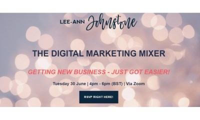 Digital Marketing Mixer to be hosted for second iteration of FREE business networking on 30th June