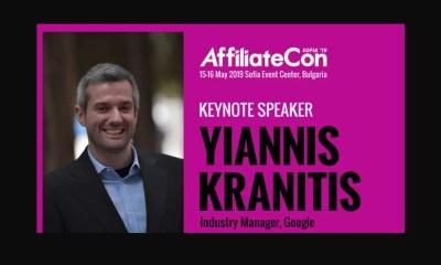 Google Manager joins illustrious speaker list for AffiliateCon Sofia 2019