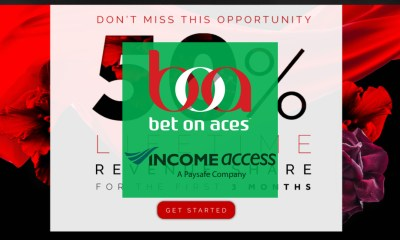 Bet On Aces Launches Managed Affiliate Programme with Income Access