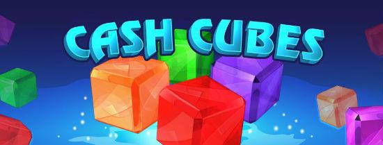 Cash Cubes: Bingo with cubes, not cards