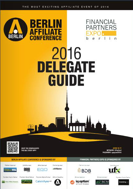 Delegate Guide BAC and FPE 2016