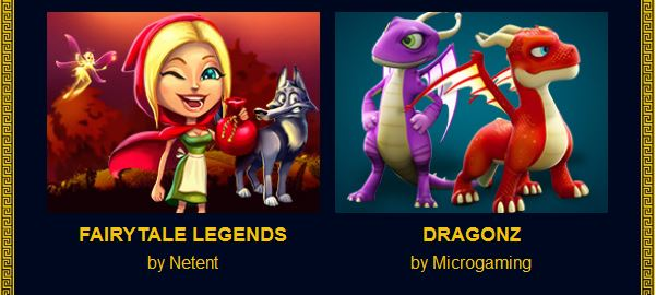fairytale legends and dragonz