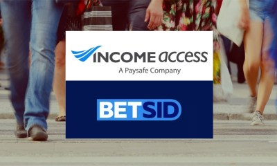 BetSid Partners with Income Access