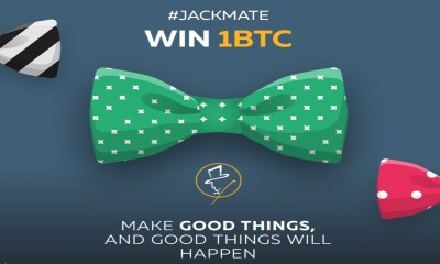 Win One FREE Bitcoin Every Month with FortuneJack
