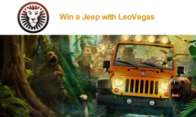 LeoVegas Jeep