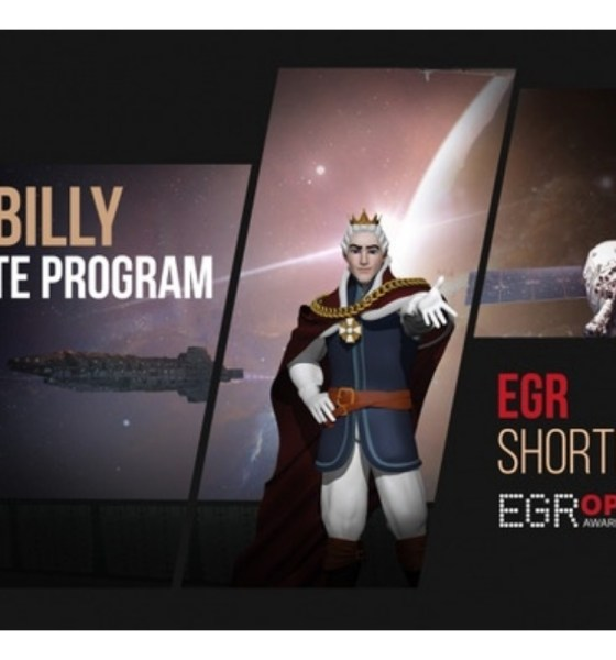 """What does """"beyond the commission"""" mean for King Billy? A short list (at least) at the EGR Awards!"""