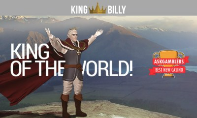 King Billy Best Newest Casino 2017