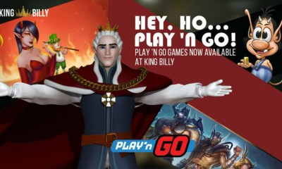 HEY, HO… PLAY 'N GO! Now Available at KING BILLY