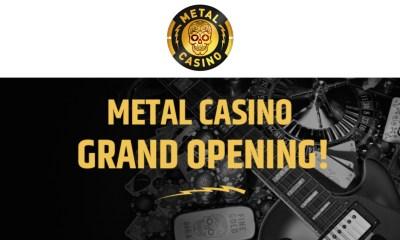 Metal Casino Grand Opening