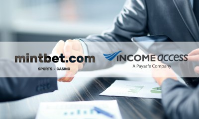 MintBet Partners with Income Access
