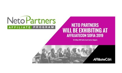 AffiliateCon Sofia 2019 adds another exhibitor as NetoPartners signs up