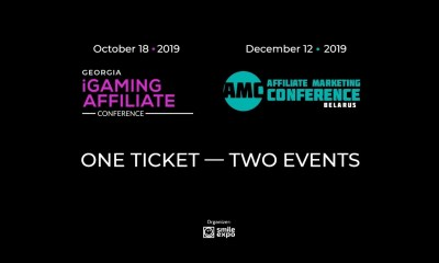 Special Offer: Combo Ticket to Two Affiliate Marketing Conferences