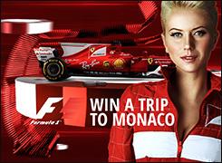 race to Monaco GP