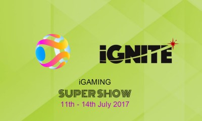 iGNITE at iGaming Super Show 2107