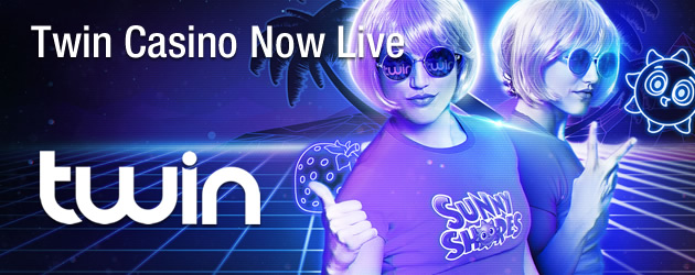 twin casino is live