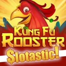 Bonuses to crow about with Slotastic's new Kung Fu Rooster slot