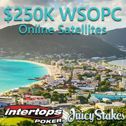 WSOPC online satellite tournaments