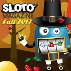 casino player magazine from sloto'cash